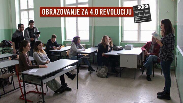 """""""Obrazovanje za 4.0 revoluciju"""" je dokumentarni film kakav je Srbija dugo čekala"""