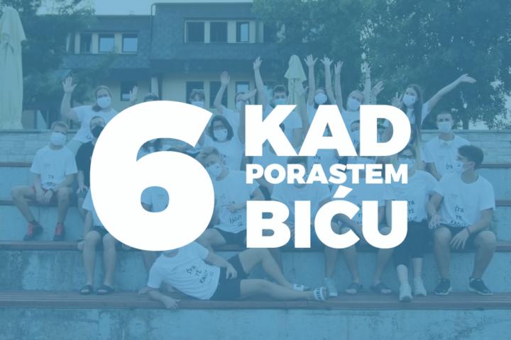 Otvorene prijave za Kad porastem biću… program, 7-dnevni letnji kamp u Petnici