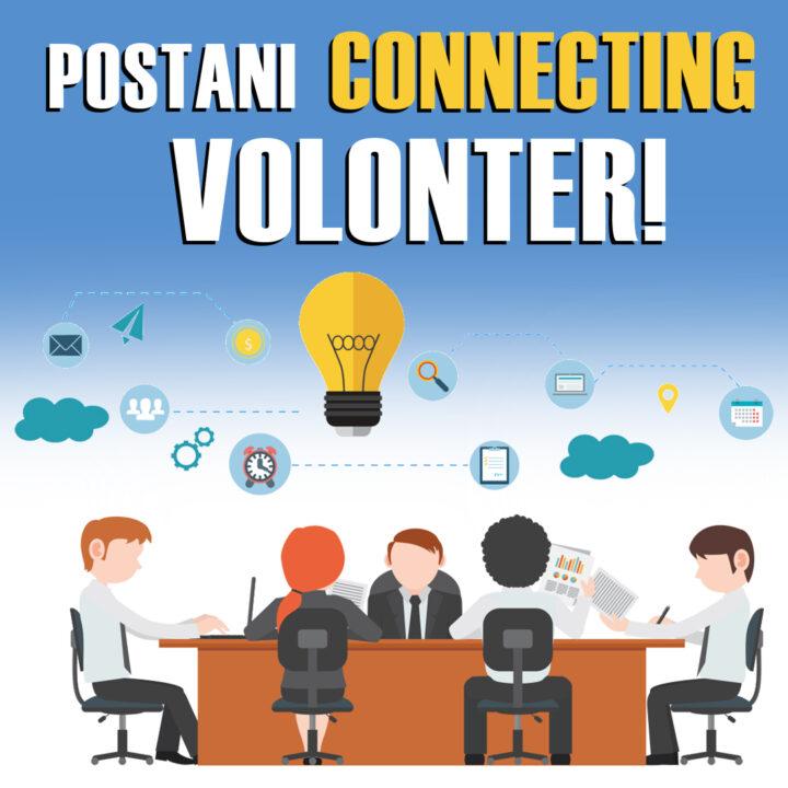 Otvorene su prijave za volontere u Connecting-u!