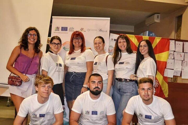 Last call, Youth exchange in Tirana